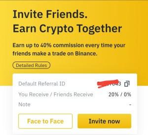 Cryptocurrency referral program Nigeria