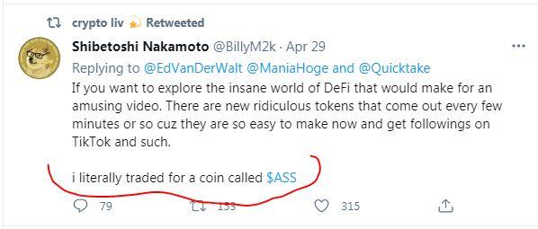 $ASS coin