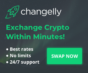 Changelly Square Banner