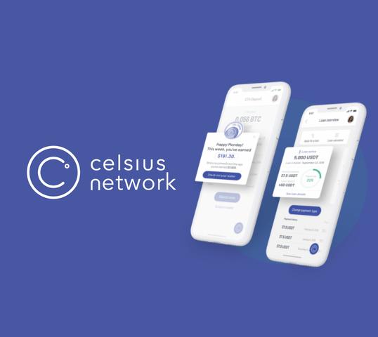 Celsius Network Side Banner