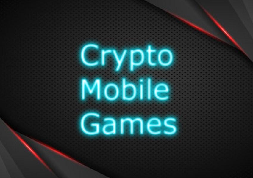 Crypto Mobile Games