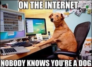 Anonymous Internet Meme