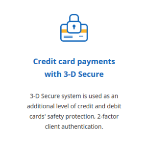 3-D Secure Card Payments
