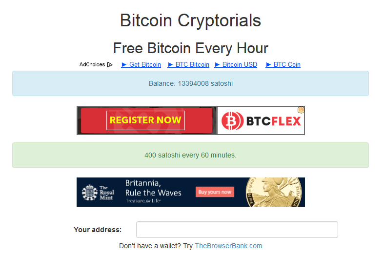 How To Make Your Own Bitcoin Faucet
