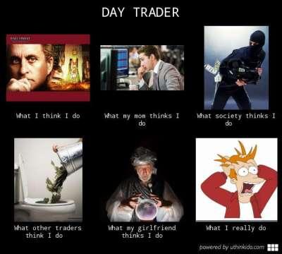 Day Trading Meme