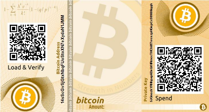 Bitcoin Paper Wallet is the Key Tool for Investors | CRYPTOR TRUST