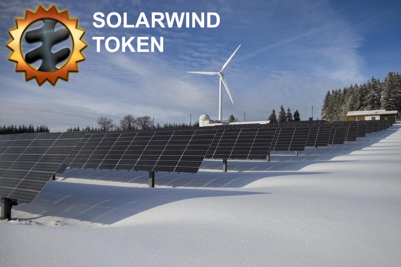 SolarWind Token Cover