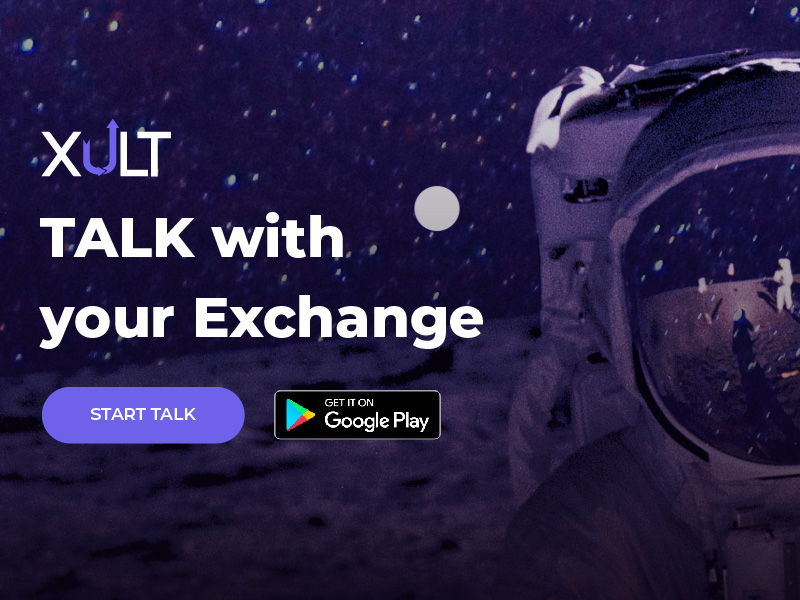 Xult cryptocurrency exchange