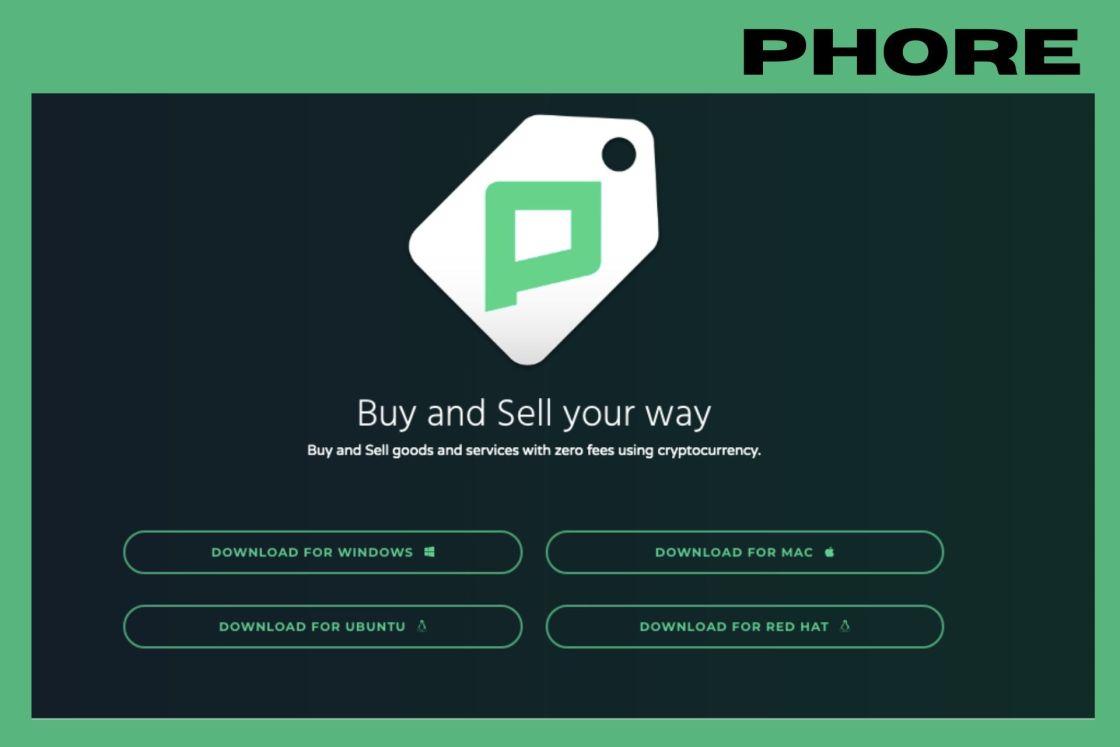 Phore Marketplace