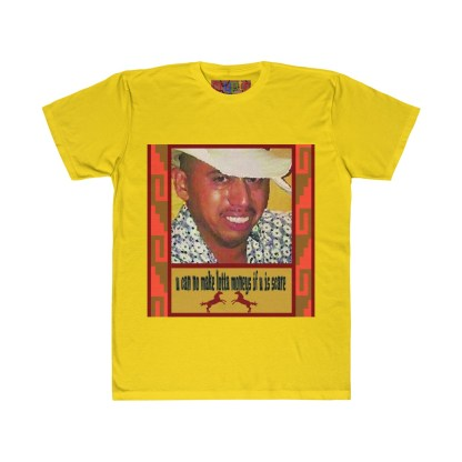 Senor Lupe Unisex Fitted T-Shirt