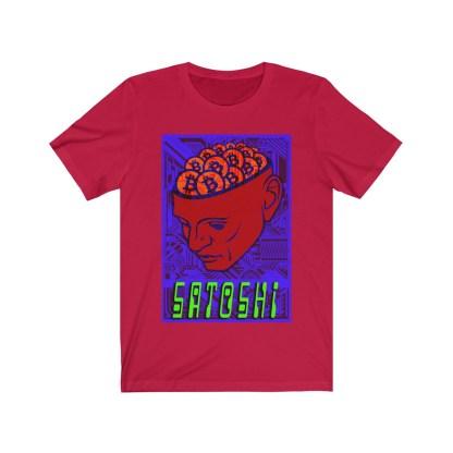 Satoshi Unisex T-Shirt