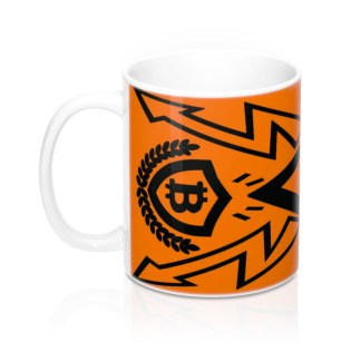 Bitcoin Lightning Drinks Mug