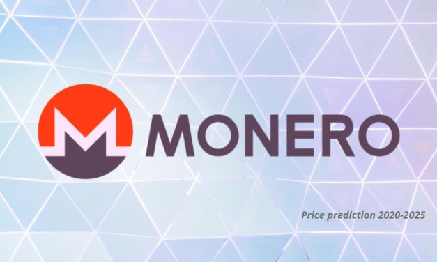 Monero coin price prediction for 2020-2025
