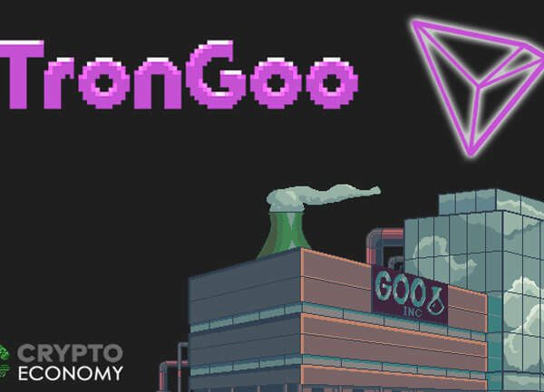 Tron Goo Game