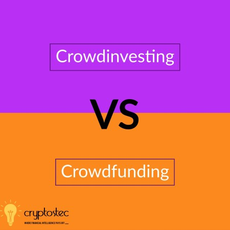 Crowdinvesting vs Crowdfunding: What is the difference?