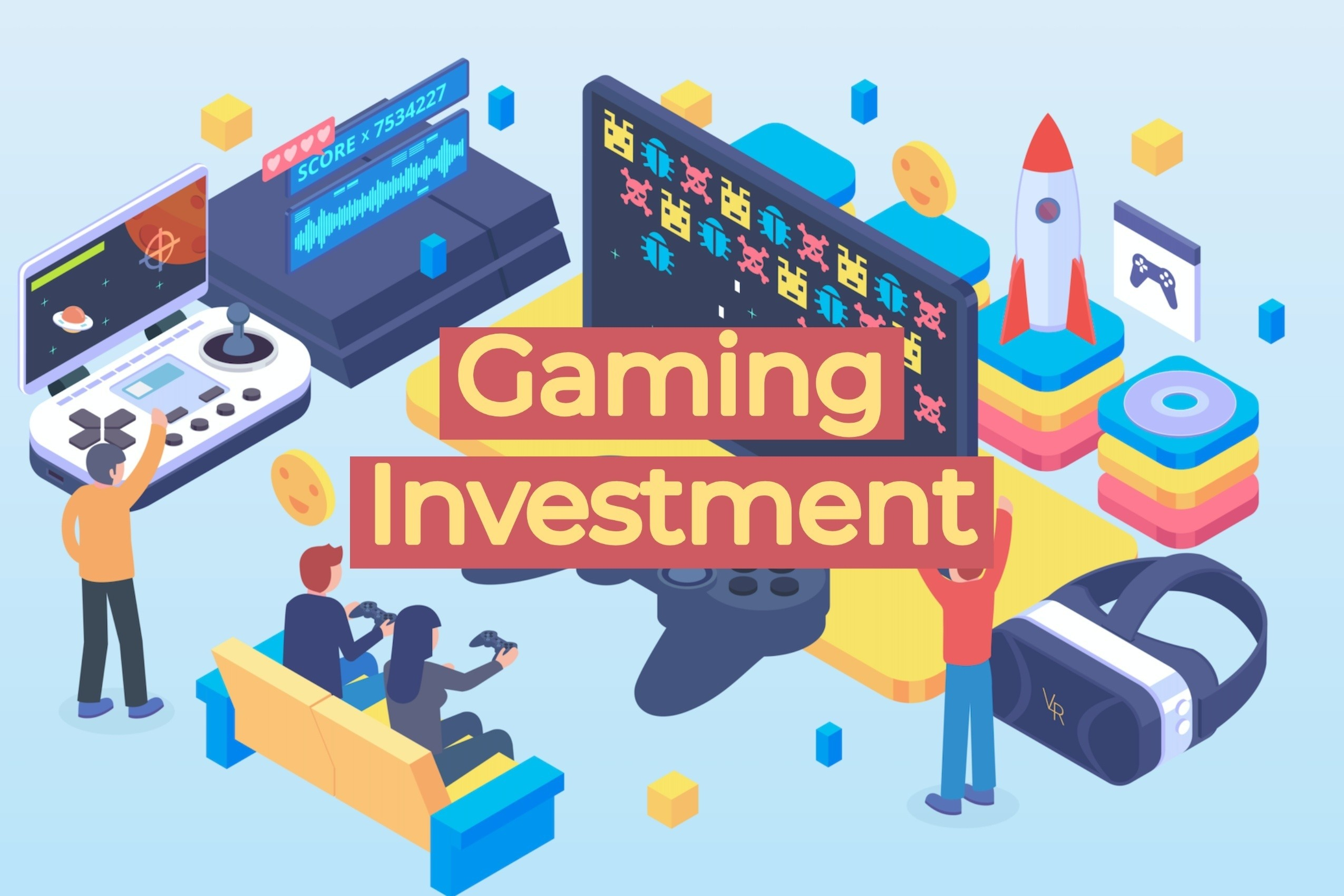 gaming investment