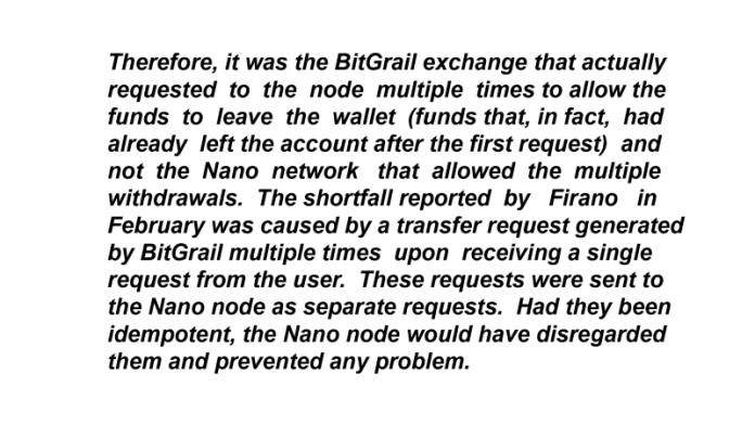 BitGrailのオーナーが資産を顧客に返却するよう命令