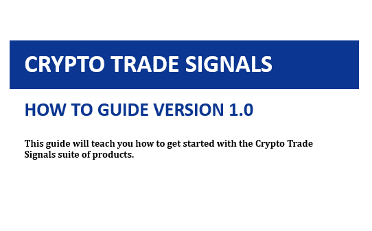 How to Guide by www.CryptoTradeSignals.org