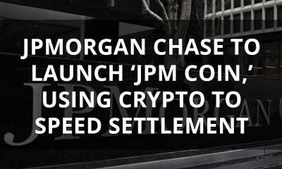 JPMorgan launches new cryptocurrency - calls it JPM Coin