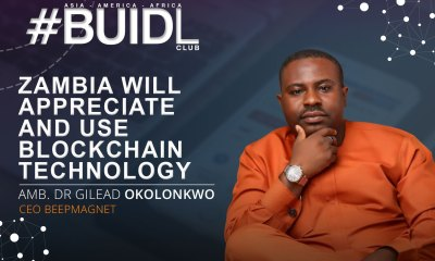 As a blockchain enthusiast, the reality of Africa adoption, solution and contribution to blockchain technology became clearer on my visit to Zambia