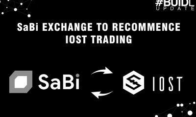 After the IOST, main-net is launched, sabi team will no longer support the deposit and withdrawal of old IOST coins and you can only deposit and withdraw the new coins.