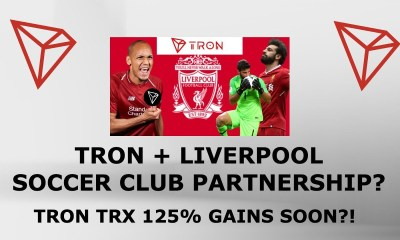 Proposed Tron partnership with Liverpool in the Pipelines