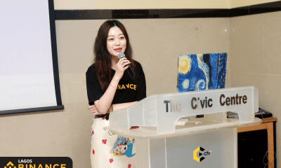 Lagos Binance Meetup: Exposing The Community To The Binance Ecosystem
