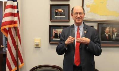 Outlaw Cryptocurrencies, It Whittles Down Our Powers, US Congressman Proposes