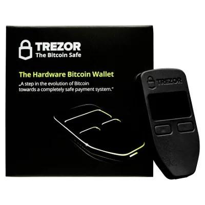 Buy Trezor in South Africa