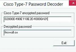 Укрощение CISCO – как узнать пароль от устройств CISCO (ч. 5)