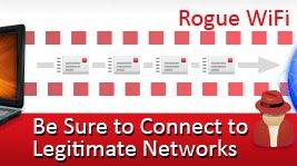 Как создать поддельную точку доступа ROGUE AP