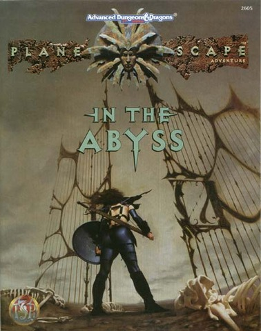 Planescape - In the Abyss - AD&D 2E - RPG Roleplaying ...