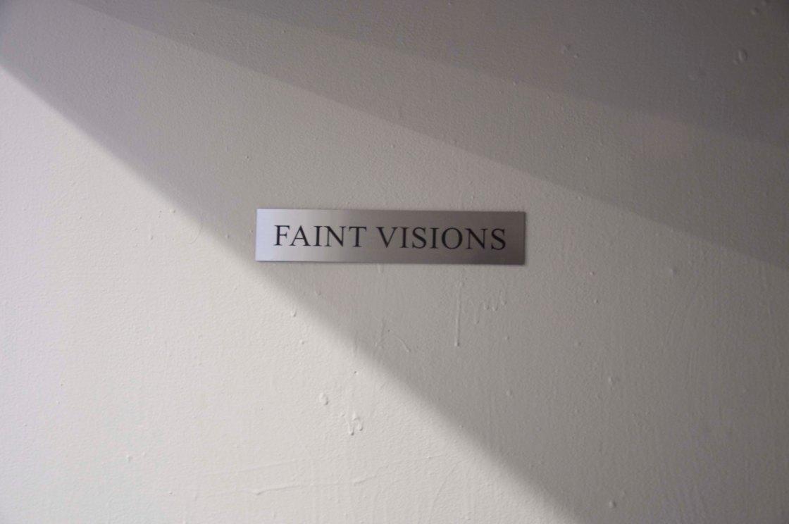 Faint Visions Door Crystal Dyer