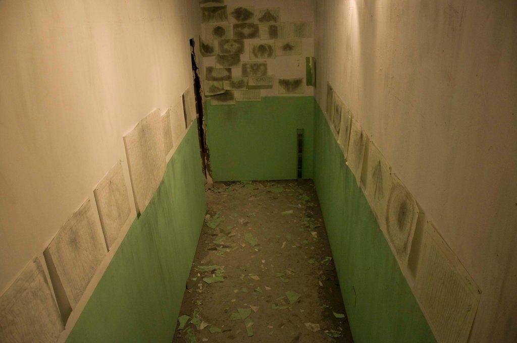 Faint Visions Installation The Secret Room