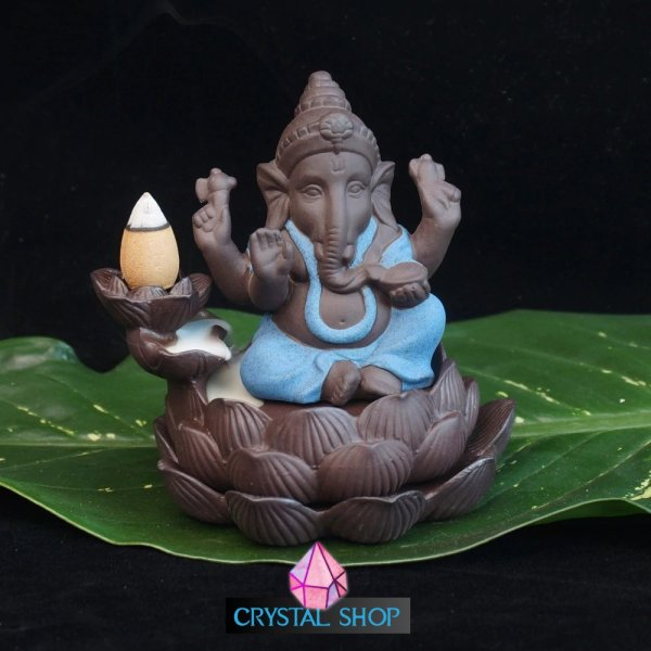 small ganesh statue