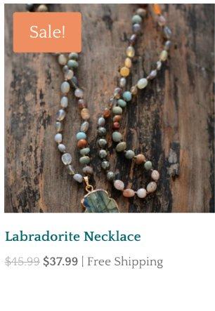 Labradorite Meaning & Healing [ Free Labradorite Sample ]