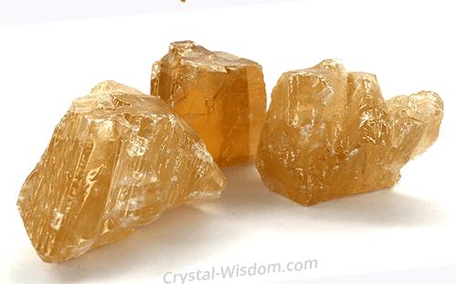 Honey Calcite Spiritual Properties