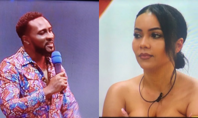 Maria And Pere Identified As BBNaija WildCards-Crystal News