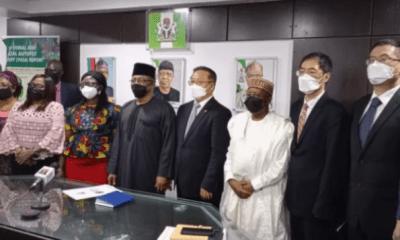 China Donates 470,000 Doses Of COVID Vaccine To Nigeria-Crystal News