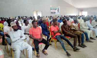 NDE Trains 25 Youths On Advanced Agriculture In Kaduna