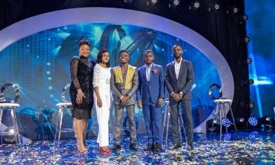 Nigerian Idol: Bigi Refreshes Kingdom Kroseide To Victory-Crystal News