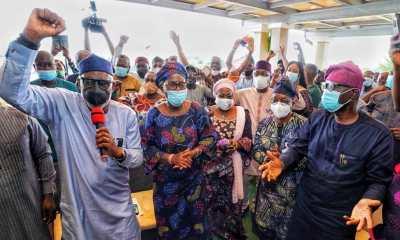 Sanwo-Olu Congratulates Akeredolu, Apc On Supreme Court Verdict-Crystal News