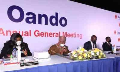 Oando AGM: Shareholders Applauded Wale Tinubu Led Management-Crystal News