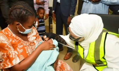 Minister Inaugurates 2nd Round Of Polio Vaccination In FCT-Crystal news