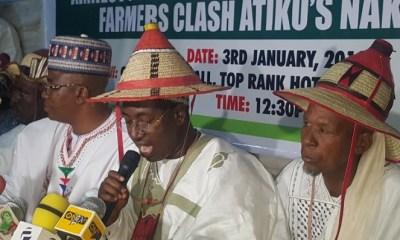 Miyetti Allah Chairman, Abubakar Abdullahi Is Dead-Crystal News