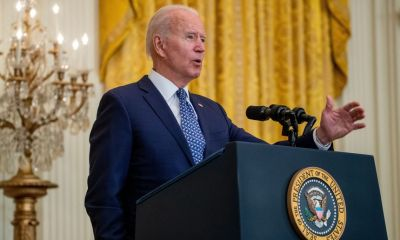 Biden To Mandate All Federal Workers To Be Vaccinated-Crystal news