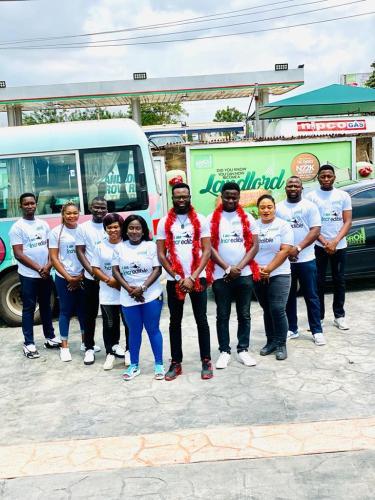 Adron Homes Celebrates Its Champions