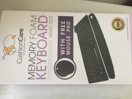 Keyboard foam1