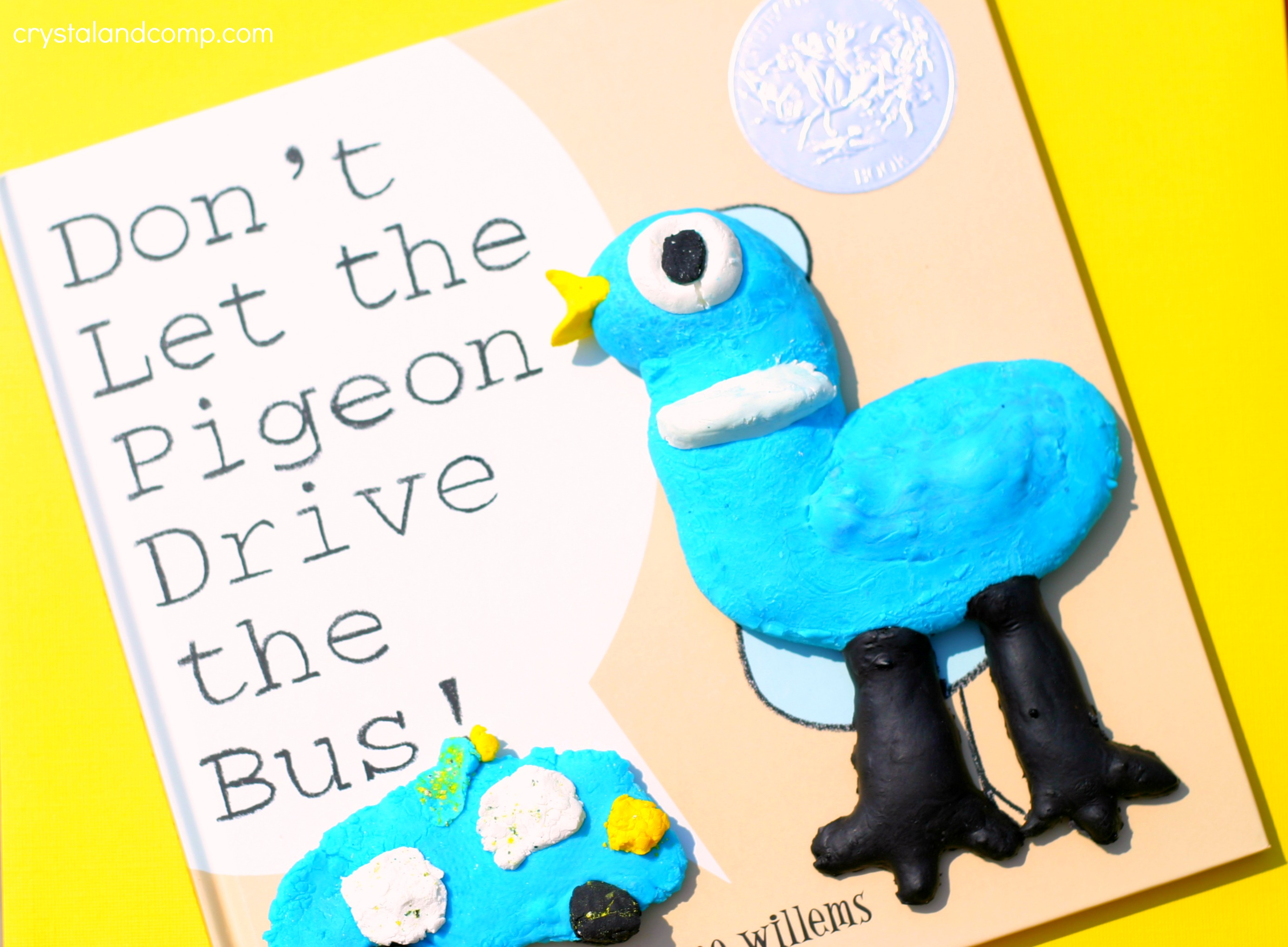 Don T Let The Pigeon Drive The Bus Activity