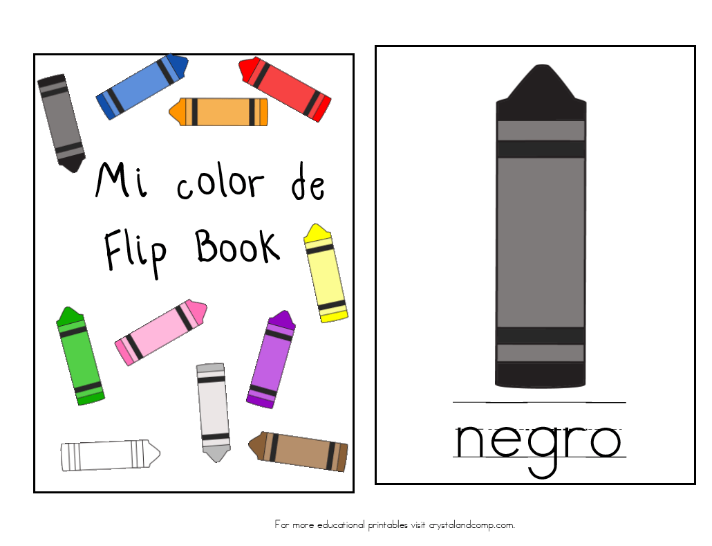 Teach Colors To Kids In Spanish